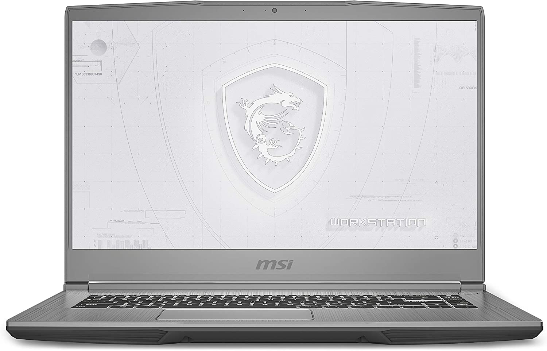 MSI WF65 10TI-444 Mobile Workstation i7-