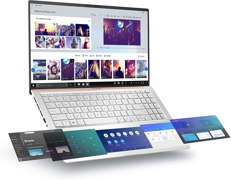 ASUS ZenBook 15 With 4K Display screen