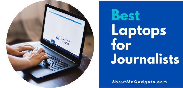 laptops for Journalists