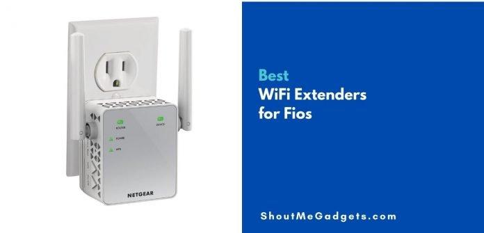 Best WiFi Extenders for Fios